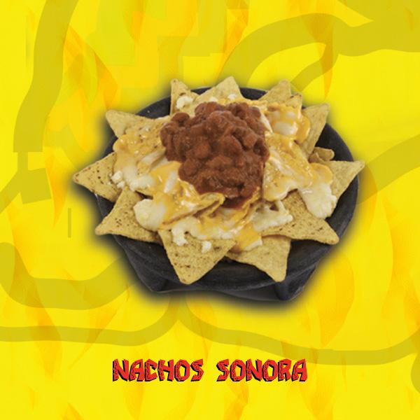 Nachos Sonora