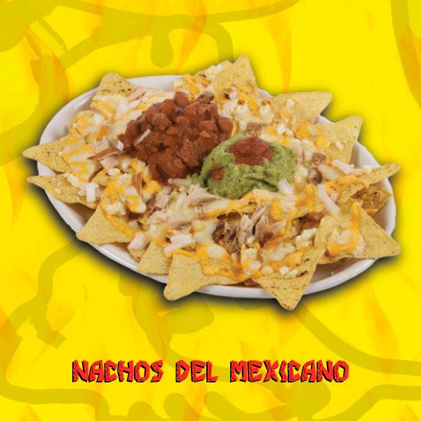 Nachos El Mexicano